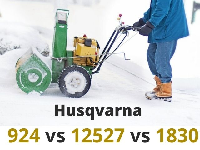 Snow Joe SJ620 vs SJ622E – Detailed Comparison